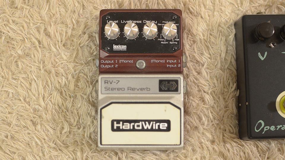 Digitech HardWire RV-7